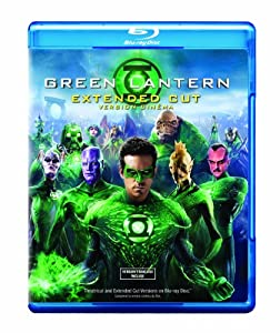 Green Lantern: Extended Cut (Blu-ray)