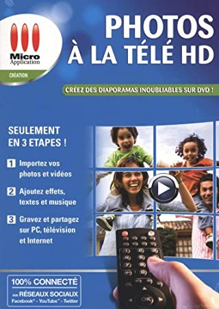 Photos à la Télé HD