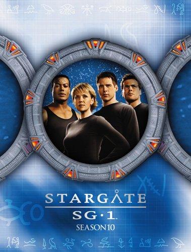 スターゲイト SG-1 ファイナル・シーズン DVD ザ・コンプリートボックス (初回生産限定)
