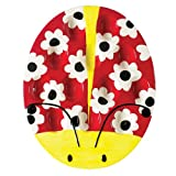 Boston Warehouse Ladybug Garden Deviled Egg Plate