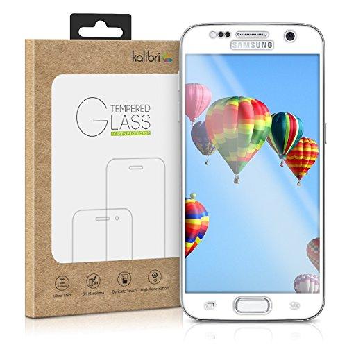 kalibri-Echtglas-Displayschutz-fr-Samsung-Galaxy-S7-3D-Curved-Full-Cover-Screen-Protector-mit-Rahmen-in-Wei