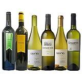 白ワイン飲み比べ6本セット