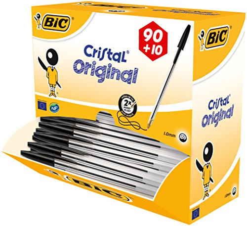 bic-cristal-896040-stylo-bille-corps-transparent-pointe-1-mm-largeur-de-trait-04-mm-noir-lot-de-90-1