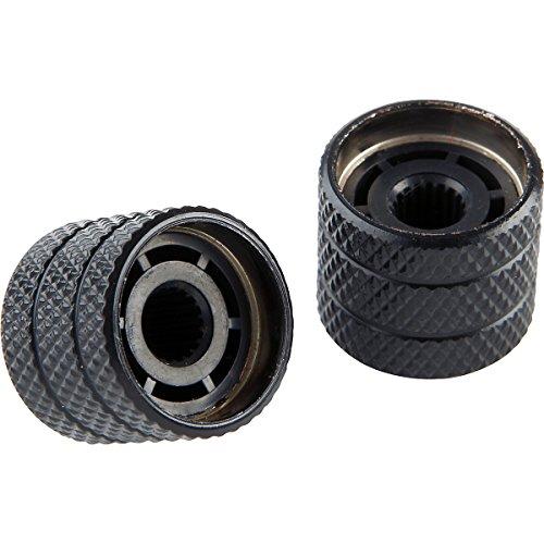 ProLine Metal Dome Control Knob 2 Pack Black 1kg l proline food grade l proline 99%