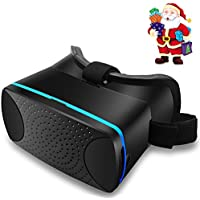 Aerb 2016 3D VR Virtual Reality Glasses Headset W Adjustable Head Band for Smartphones