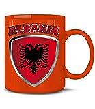 FUSSBALL - ALBANIEN 3330(Rot)