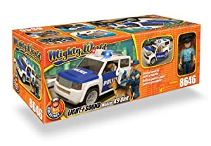 Mighty World Mobile K9 Unit