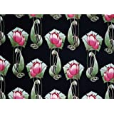 Tulip, fabric design (Print On Demand)