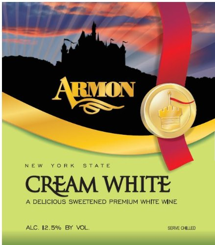 Nv Armon Cream White New York White Wine 750 Ml
