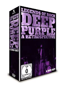 Deep Purple - Legends of Rock [6 DVDs]
