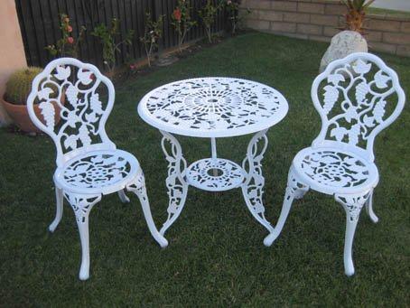 cast aluminum patio furniture] - Outdoor Cast Aluminum Patio Furniture