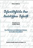 Schreibschule der deutschen Schrift: Eine Anleitung zum selbständigen Erlernen der deutschen Schreibschrift