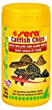 Sera Wels-Chips, 1er Pack (1 x 250 ml)