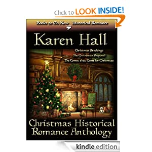 Karen Hall's Christmas Historical Romance Anthology