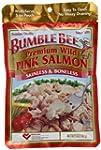 Bumble Bee Foods Wild Pink Salmon, Sk...