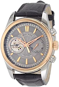 Armand Nicolet Men's 8649A-GL-P964GR2 L07 Limited Edition Classic Two-Toned Hand Wind Watch by Armand Nicolet
