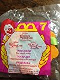McDonald's Happy Meal Disney Hunchback of Notre Dame #7 Tambourine Toy