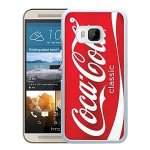 Amazon.com: Case for HTC ONE M9,Red Soda Style Coca Cola White HTC ONE