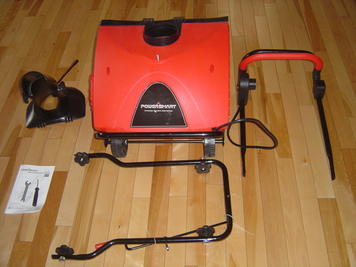 Amazon.com : Power Smart DB5011 13-Amp Electric Snow ...