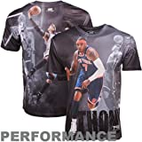 NBA New York Knicks Carmelo Anthony Sublimated High Definition Photo Tee Shirt
