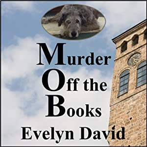 Murder Off the Books Audiobook