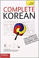Complete Korean Beginner to Intermediate Course Learn to read write speak by Mark Vincent Yeon