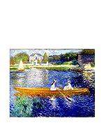 Especial Arte Lienzo The Seine Multicolor