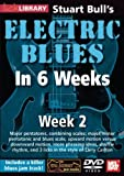 Stuart Bull's Electric Blues In 6 Weeks Week 2 For Guitar DVD