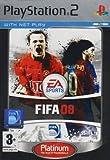 echange, troc Fifa 08 Platinum (PS2) [import anglais]