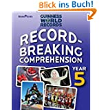 Record Breaking Comprehension Blue Book (Guinness World Records)