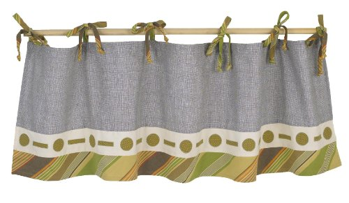 Cotton Tale Designs Cotton Tale Elephant Brigade Valance