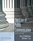 img - for The Law of Public Communication book / textbook / text book