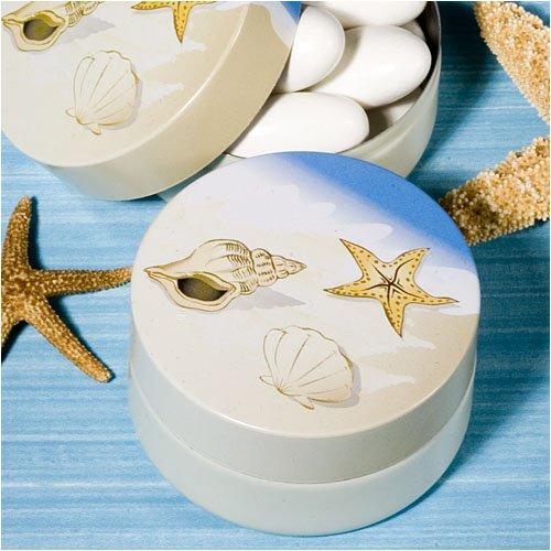 Beach Themed Mint Tin Favors
