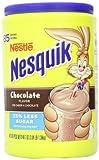 Nestle Nesquik Chocolate Flavor - 48.7 oz (85 Servings)