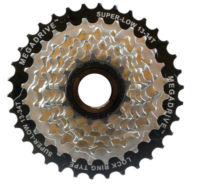 Sunrace Freewheel 8 Speed 13-34 Teeth