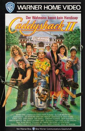 Caddyshack II [VHS]