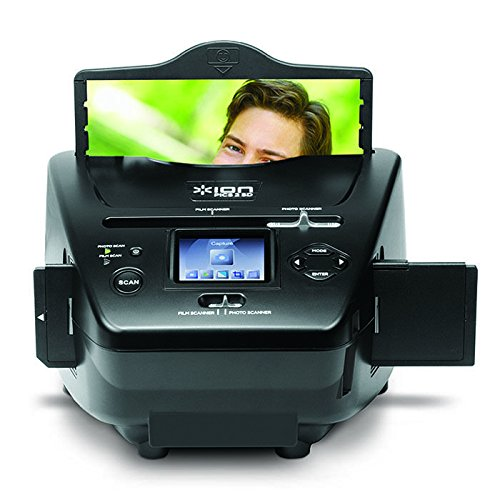 ION Pics 2 SD | Photo, Slide and Film Scanner with SD card (Photo Digitizer compare prices)