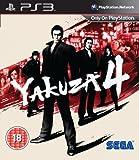 Yakuza 4 PS-3 UK USK auf CD jap OTenglischer UT