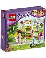 Lego Friends - 41027 - Jeu De Construction - Le Stand De Limonade De Mia