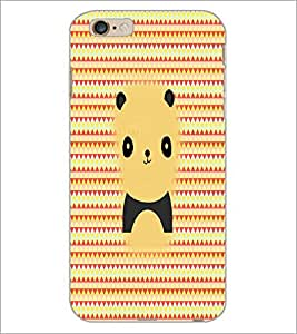 PrintDhaba Cute Doll D-5626 Back Case Cover for APPLE IPHONE 6 PLUS (Multi-Coloured)