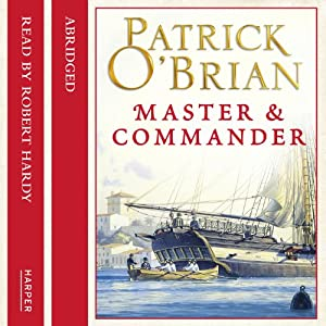 Master and Commander Audiobook
