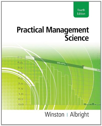 Practical Management Science (with Essential Textbook Resources...