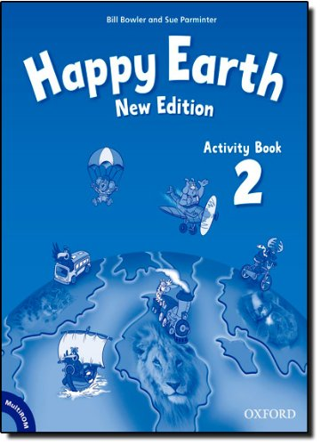 Ebook Download Kostenlos Happy Earth: 2: Activity Book And Multirom Pack    Ccmlve
