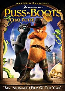 Puss in Boots / Le chat potté (Bilingual)