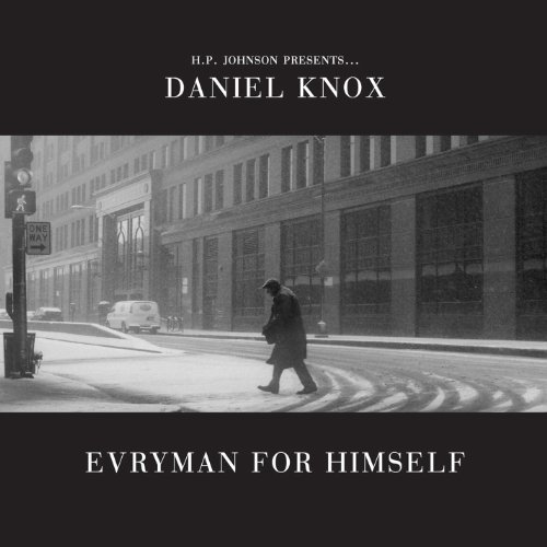 Original album cover of Evryman For Himself by Daniel Knox