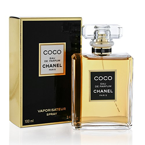 LuxuryFragrance discount duty free New with Box COCO_CHANEL Eau De Parfum Spray 3.4 FL OZ / 100ml