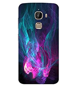 ColourCraft Abstract image Design Back Case Cover for LeEco Le 2