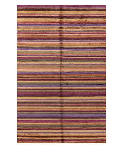 Bashian Tribeca Prism Wool Rug, Sunset, 5' 9 x 8' 9