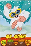MR MOSHI Monstro City - Series 2 Moshi Monsters Mash Up Trading Card.