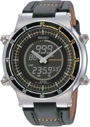 Seiko Men's Watches Chronograph SNJ023P2 - WW